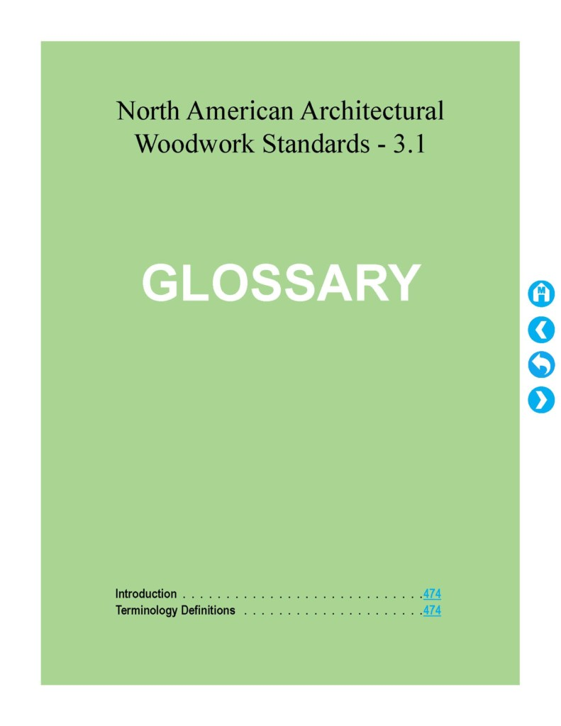 Glossary – North American Arch...